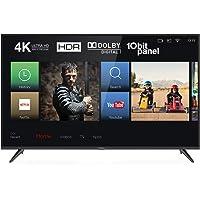 Thomson 43UD6326 Fernseher 103 cm (43 Zoll) Smart TV (4K UHD, HDR, Dolby Digital Plus, T-Cast, Triple Tuner) Schwarz
