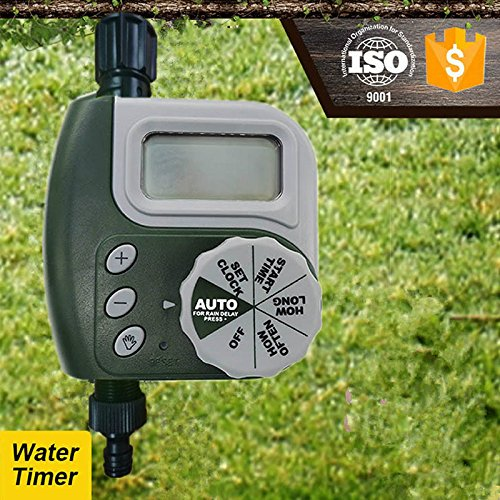 Amyove Automatic Watering Timer Gardening Irrigation Tool