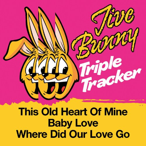 Jive Bunny Triple Tracker: This Old Heart Of Mine / Baby Love / Where Did Our Love Go