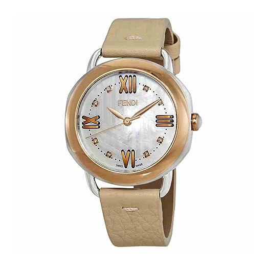 d5468b462f36 Fendi Selleria 8022345H0D1-PK - Reloj para mujer