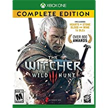 The Witcher 3 Wild Hunt Complete Edition Xbox One