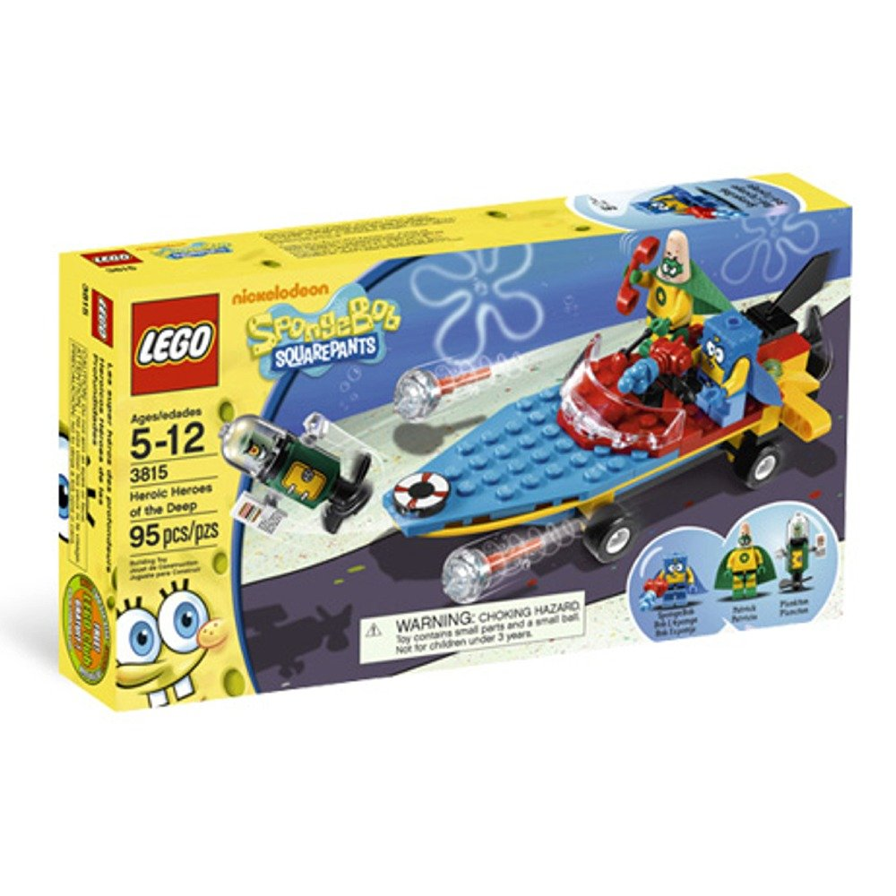 Top 9 Best LEGO Spongebob SquarePants Sets Reviews in 2019 6