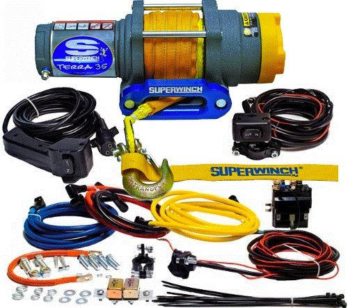 Buy superwinch terra 45 synthetic rope