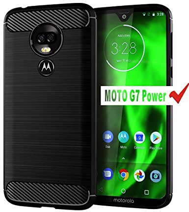 Amazon.com: Yiakeng - Carcasa para Moto G7 Power Case, Moto ...