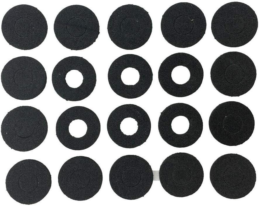 Kit de fixations en plastique Clips de fixation de pare-chocs /à rivets camions avec trousse /à outils de levier pour la plupart des voitures ZONJIE 500Pcs Clips de retenue de voiture