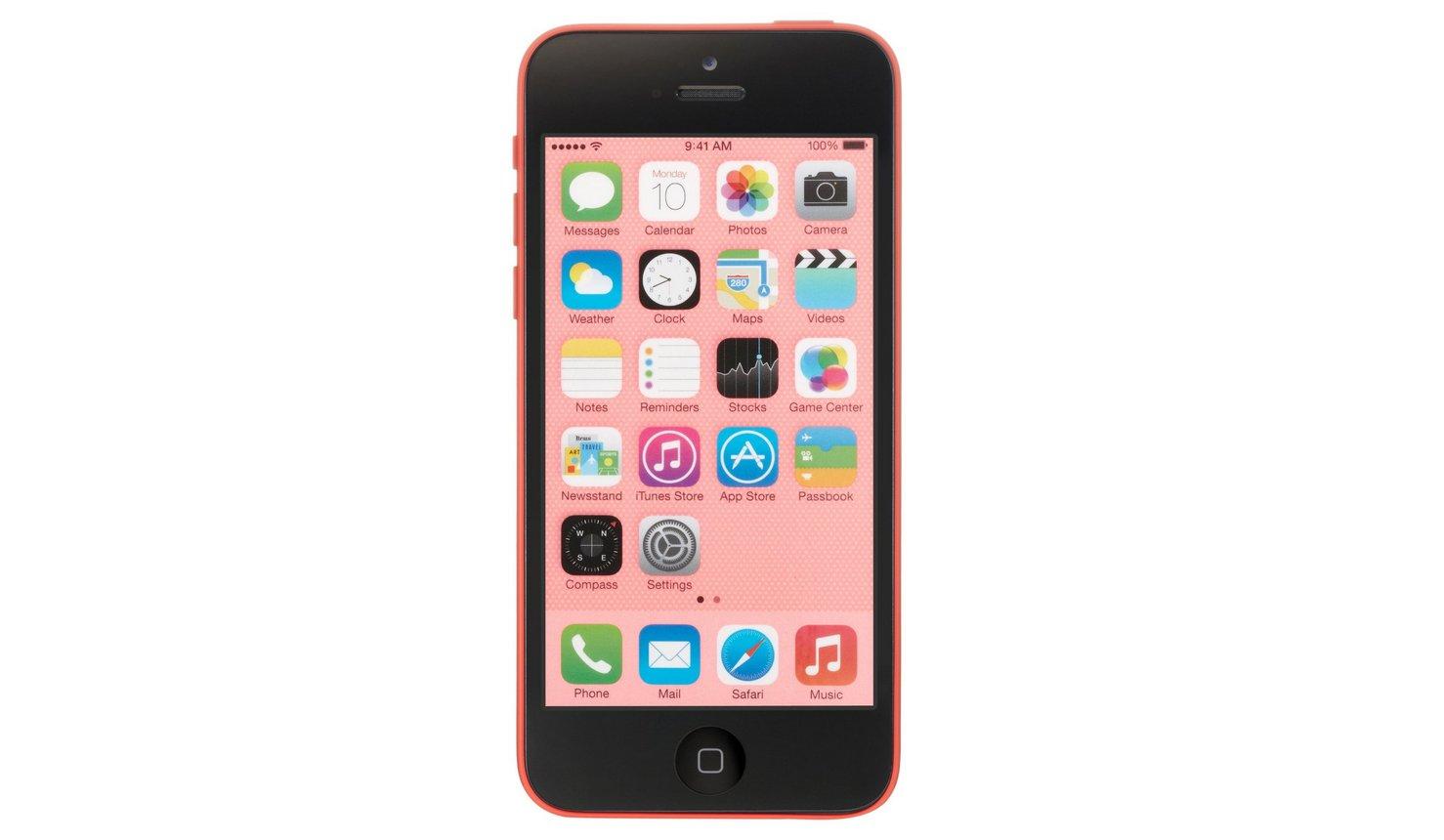 Apple iPhone 5C 16 GB Unlocked, Pink