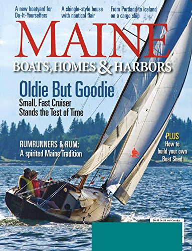 Best Price for Maine Boats & Harbors Magazine Subscription