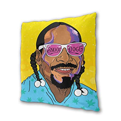 "Snoop Dogg Outdoor/Indoor Cushions 18.5""x 18.5"", 2 Pieces: Kitchen & Dining"
