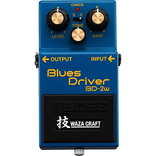 リンク:BD-2W Blues Driver