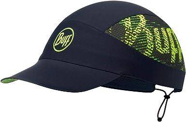 Buff R-Flash Logo Gorra, Unisex Adulto, Black, Talla Única: Amazon ...