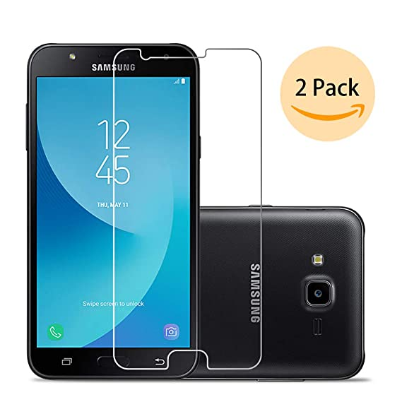 31597070f Amazon.com  Samsung Galaxy J7 Neo J7 Core Screen Protector