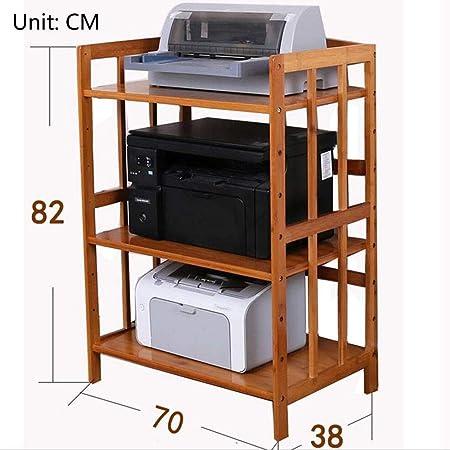 HFFTLH - Estante para impresoras de Escritorio, diseño Moderno ...