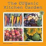 The Organic Kitchen Garden 2018 Wall Calendar