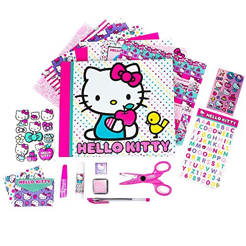 Sanrio Hello Kitty All-In-One Scrapbook