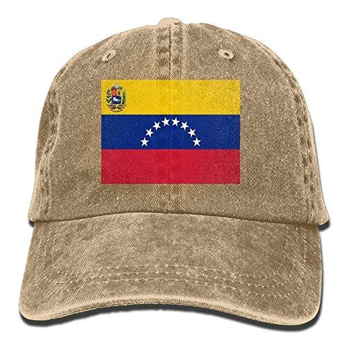 Venezuela Dad Adult Men For Cowboy Baseball Women and Outdoor Denim Unisex longkouishilong Hat Cap Flag Sports xXq7Tdd