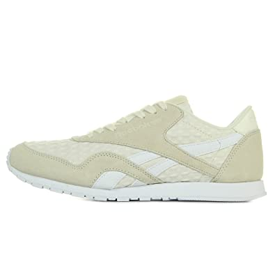 a2f6b97708dc8 Reebok Women Shoes Sneakers CL Nylon Slim Architect  Amazon.co.uk ...