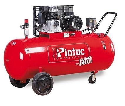Pintuc; MK 103-200-3M 200ltr 3CV 230V; Compresor de aire fijo