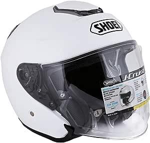 Shoei 13070014 J-Cruise Helmet, White