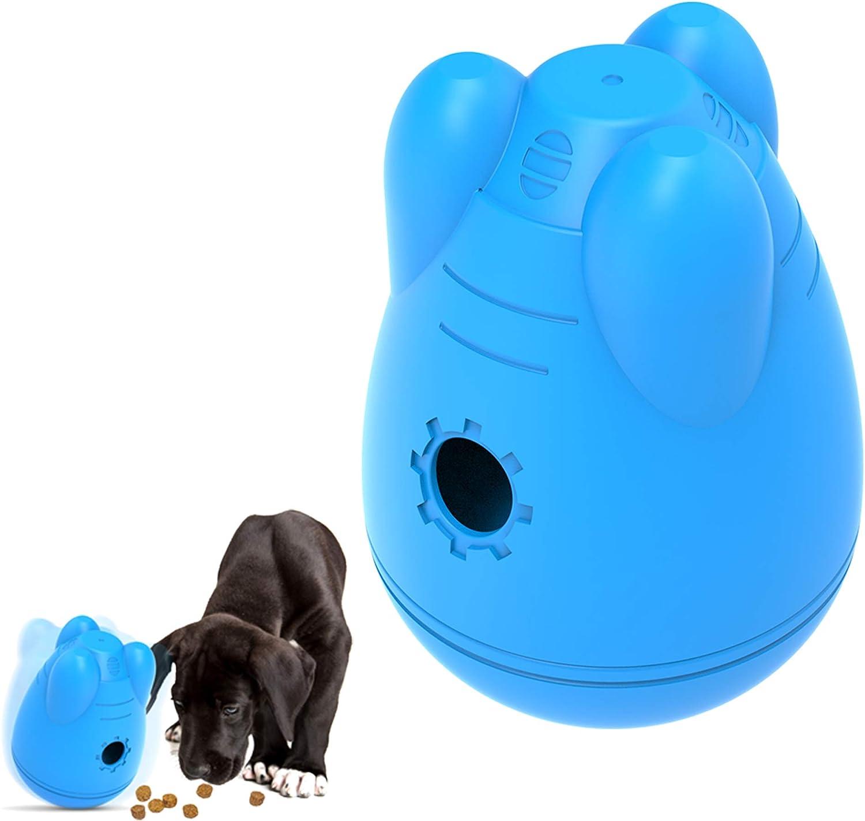 Pet Lavu Treat Dispensing Dog Toys,IQ Dog Treat Ball,Dog Food Dispenser,Interactive Dog Toy,Dog Enrichment Toys for Large Medium Dogs