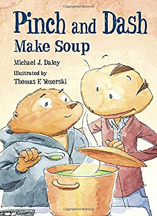 book cover of Pinch and Dash Make Soup