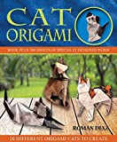cat origami origami books