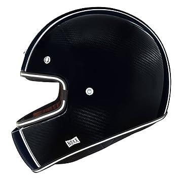 Nexx x.g100 de fibra de carbono casco de moto S M L XL +