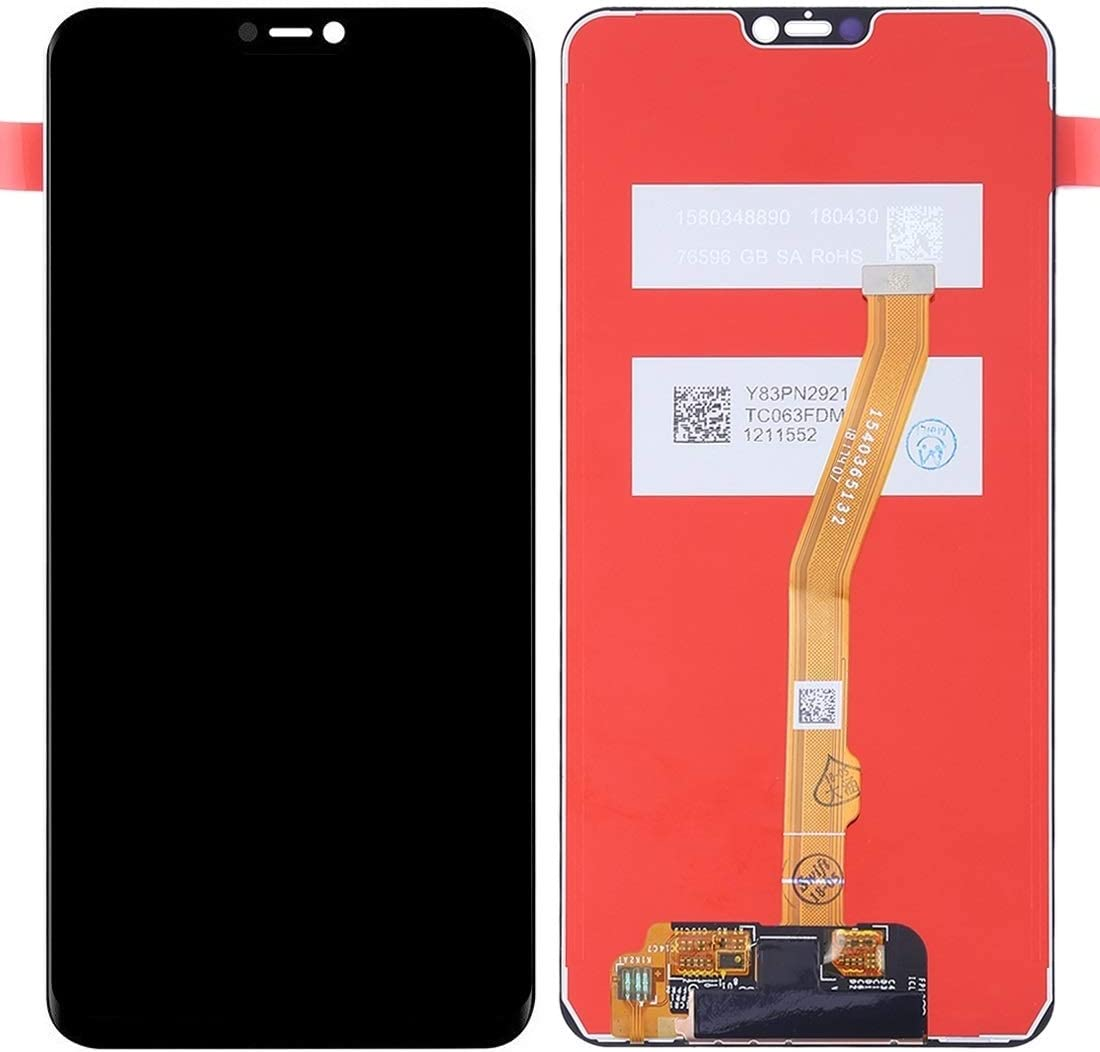 Z1 Happyshopping Digital Mobile Phone Replacement//Replace LCD Screen Touch Screen and Digitizer Full Assembly for Vivo Y85 Z1i Color : Color1