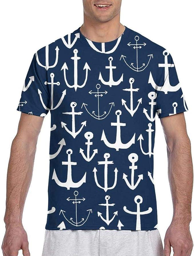 Anclas Andrea Lauren Navy Vela Velero Océano Verano_377 Moda para ...