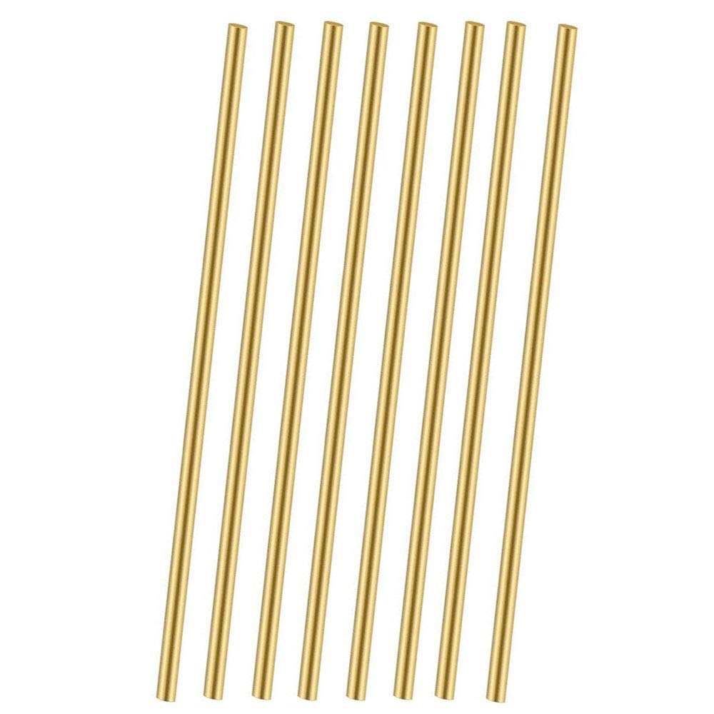 6mm 12mm Brass Flat Bar /& Rods Various Width Thickness Length Sizes 1//8 1//4x2x6 1//4 3//8 3mm 10mm 1//2