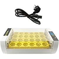 Rstant Incubadora de Huevos automática 24 Incubadoras