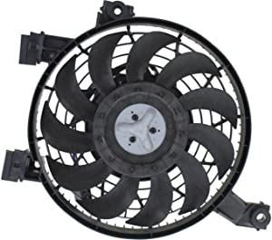 A/C Condenser Fan Assembly - Cooling Direct For/Fit LX3120104 03-09 Lexus GX470