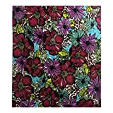 Southern Hydrographics Hydro Dipping Film - Flower Pattern 8- Printing Film 1m - High Resolution Graphics - Used For Guns, Yeti Cups, Auto Parts, And Many More - Easy To Use - Requires Hydro Activator