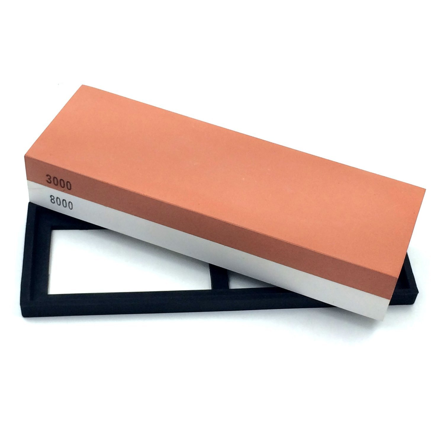 Bar.B.Q.S Double Side 2000/5000 Grit Sharpening Stone Water Stone Oilstone Dual Whetstone Others