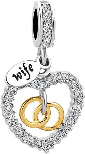 LovelyCharms Family Tree Life Stainless Steel Bangle Bracelet