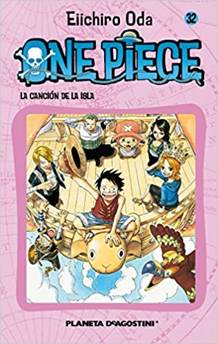 Descargar libros electrónicos de epub gratis para kindle One Piece nº 32: La canción de la isla en español PDF ePub