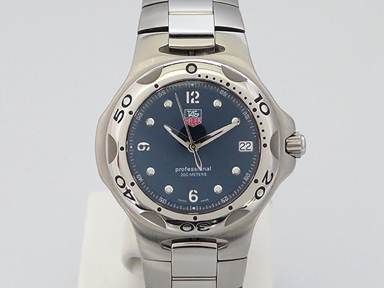 タグホイヤー TAG HEUER キリウム レディース WL1311 ブルー文字盤 レディース 腕時計 【中古】 B077S5151K