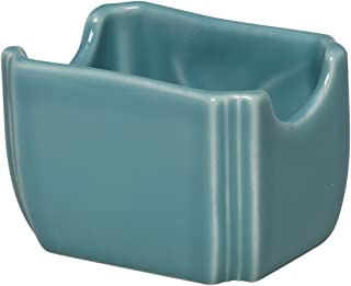 product image for Fiesta 3-1/2-Inch by 2-3/8-Inch Sugar Packet Caddy, Turquoise