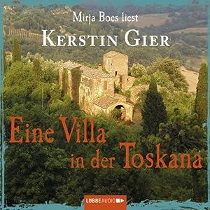 Eine Villa in der Toskana Hörbuch