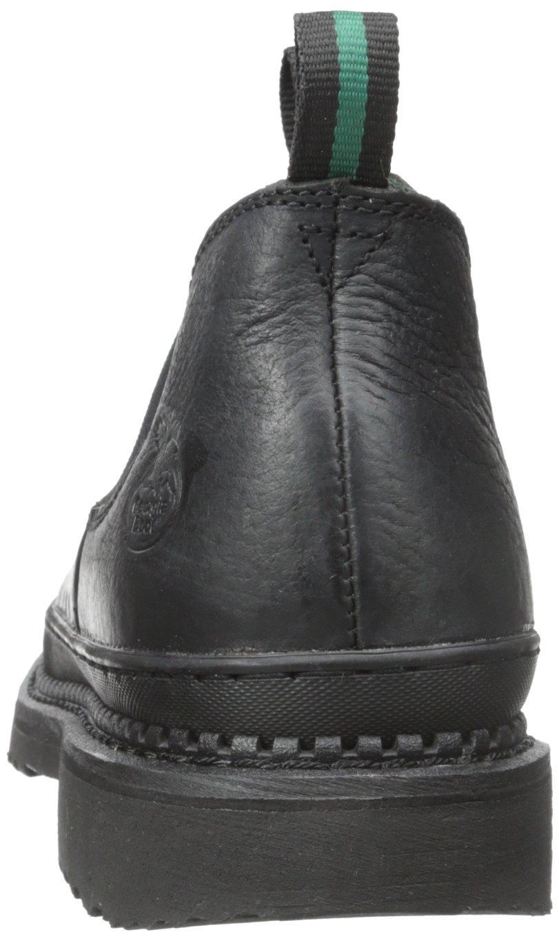 Georgia Boot Men's Twin Gore Romeo GR270 Work Boot,Black,6.5 M US by Georgia (Image #2)