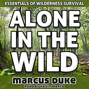Alone in the Wild Audiobook