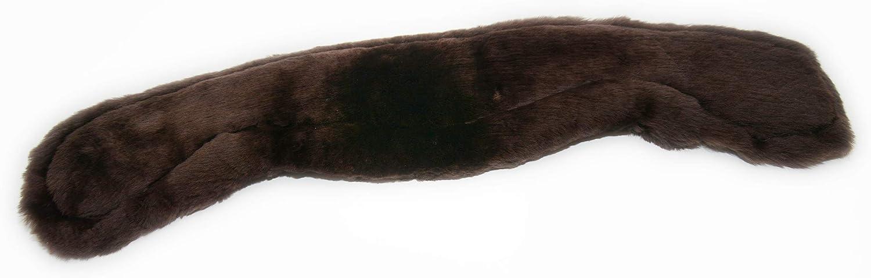 Engel Reitsport Lammfell Sattelgurt Dressur Kurzgurt Mondgurt