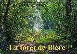 La foret de Biere 2016: Paysages de la foret de Fontainebleau (Calvendo Nature) (French Edition)