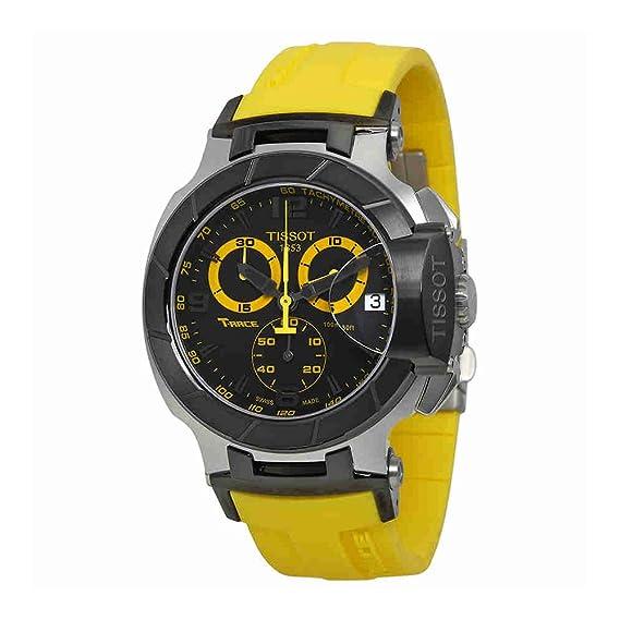 c36eaccf6d3 Tissot T-Sport T-Race Quartz Mens Watch T0484172705703  Amazon.ca  Watches