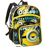 Despicable Me Minions Backpack with Lunch Box Review and Comparison