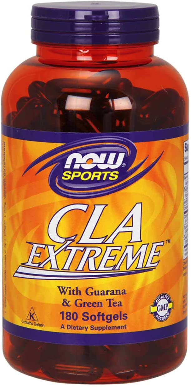Now Foods CLA Extreme – 180 Softgels