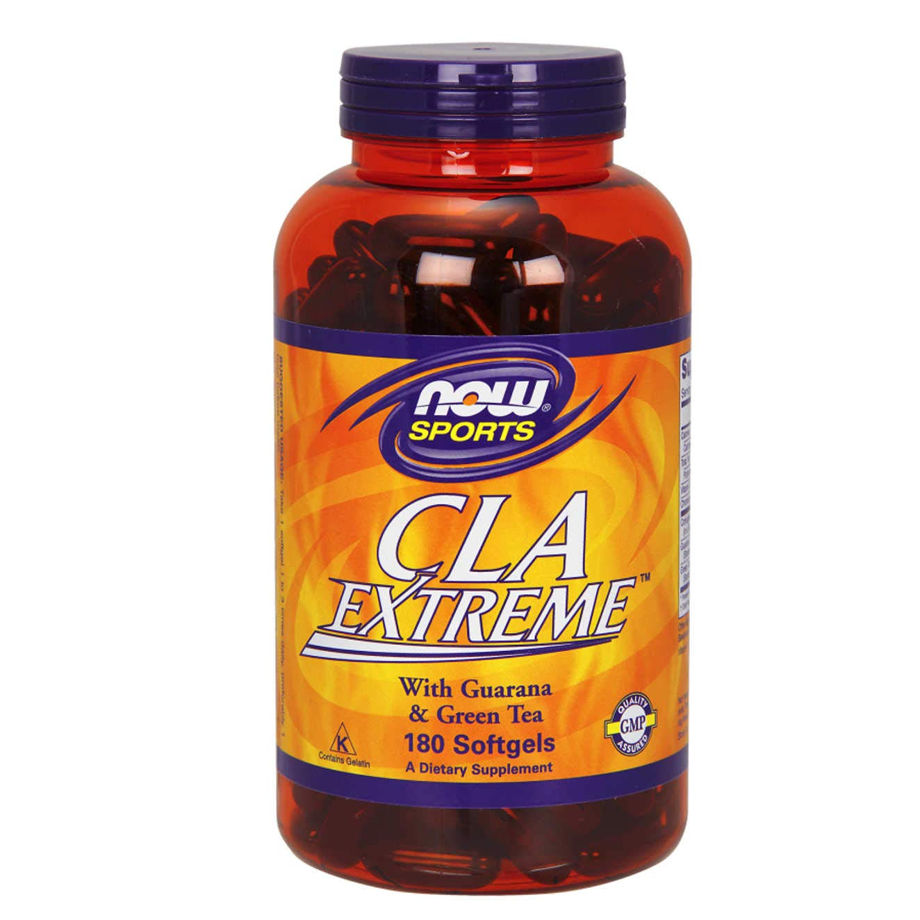 Now Foods CLA Extreme® - 180 Softgels by NOW Foods