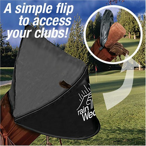 ProActive Sports Rain Wedge Easy Access Golf Bag Rain Hood/Cover by ProActive Sports (Image #3)