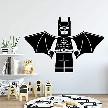 Envío Gratis Batman Etiqueta Decorativa Impermeable Decoración Del ...