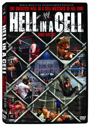 WWE: Hell in a Cell - The Greatest Hell in a Cell Matches of All Time (Hell In A Cell Mankind Vs Kane)