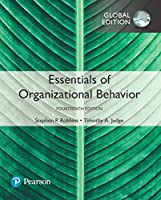 Essentials of Organizational Behavior, Global Edition, 14th Edition Front Cover